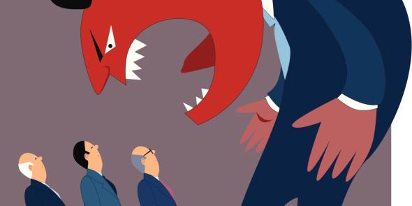 29 نکتهای که شما را به یک رئیس ترسناک تبدیل میکند