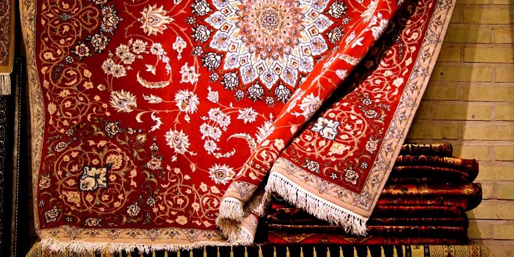 فرش ایرانی گرفتار چالش کاهش صادرات