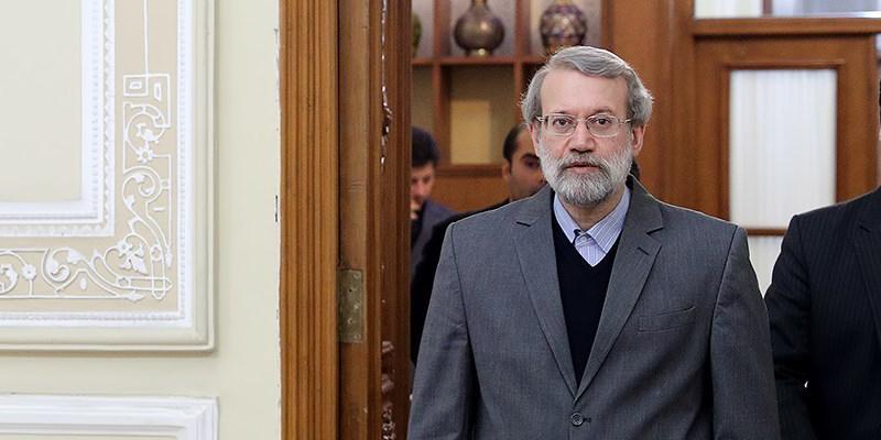 رییس شورای جمهوری مجلس ملی بلاروس با لاریجانی دیدار کرد