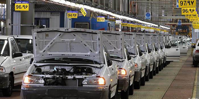 خودروهای تولیدی از چه کیفیتی برخوردارند؟