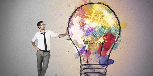 خلاقیت و نوآوری، از کلیدهای شادی در کار