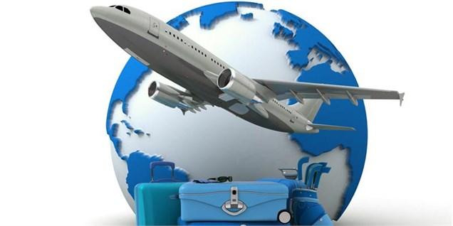 تقاضای سفر در دو کفه نابرابر