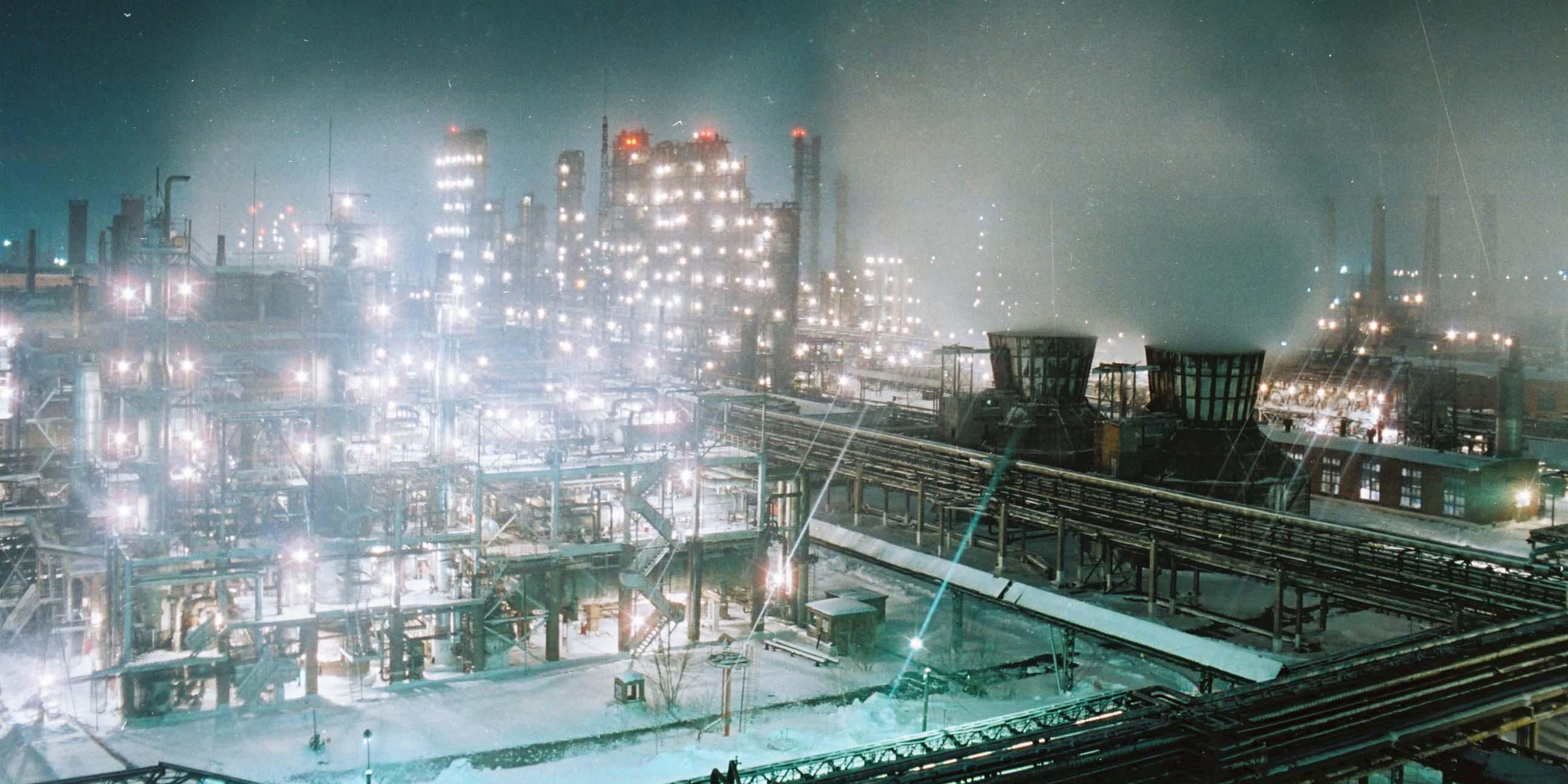 بهره برداری از طرح جداسازی برش سبک هیدروکربنهای پتروشیمی نوری در سال آینده