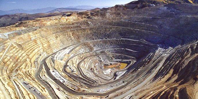 اختصاص عوارض صادرات مواد معدنی به توسعه صنایع معدنی