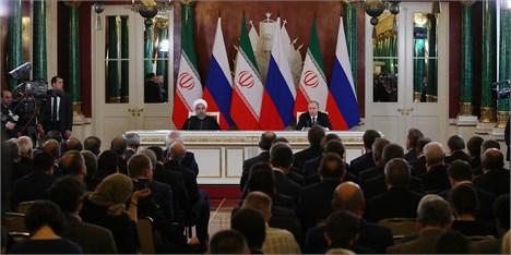 اسناد همکاری جدید ایران و روسیه، نشانه قرار گرفتن روابط در مسیر توسعه همه جانبه است
