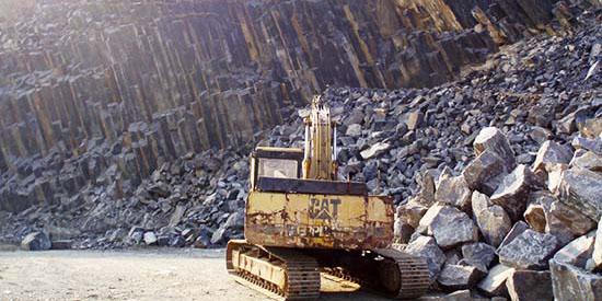 ظرفیت اشتغالزایی در صنایع معدنی
