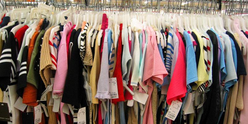 توقف ثبت سفارش واردات پوشاک