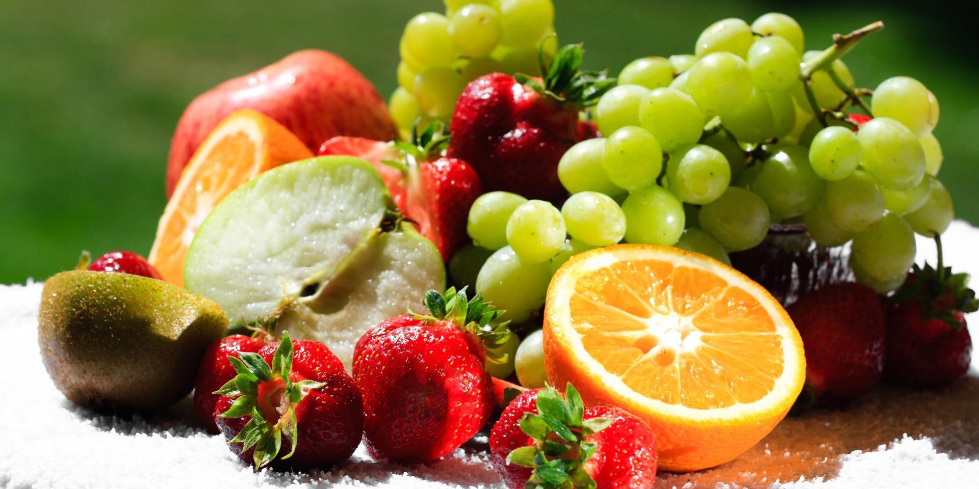 نرخ میوه درجه یک در بازار