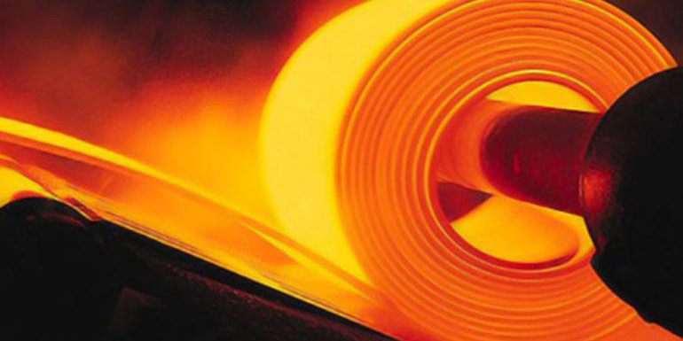 هدفگذاری صادرات ۸ میلیون تنی فولاد برای سال ۹۶
