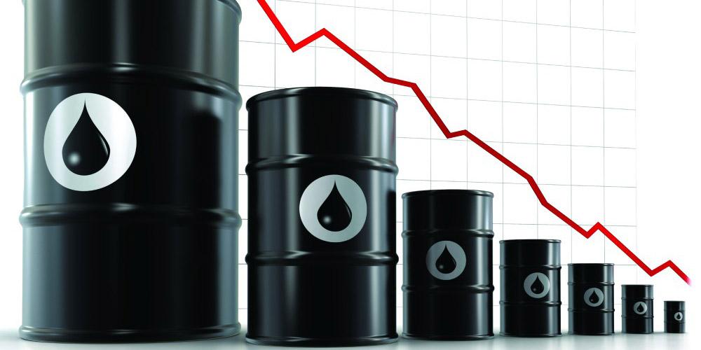 قیمت جهانی نفت سقوط آزاد کرد