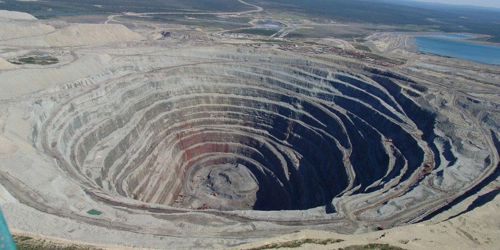 کشف ذخایر معدنی 2/5 برابر ۸۰ سال گذشته