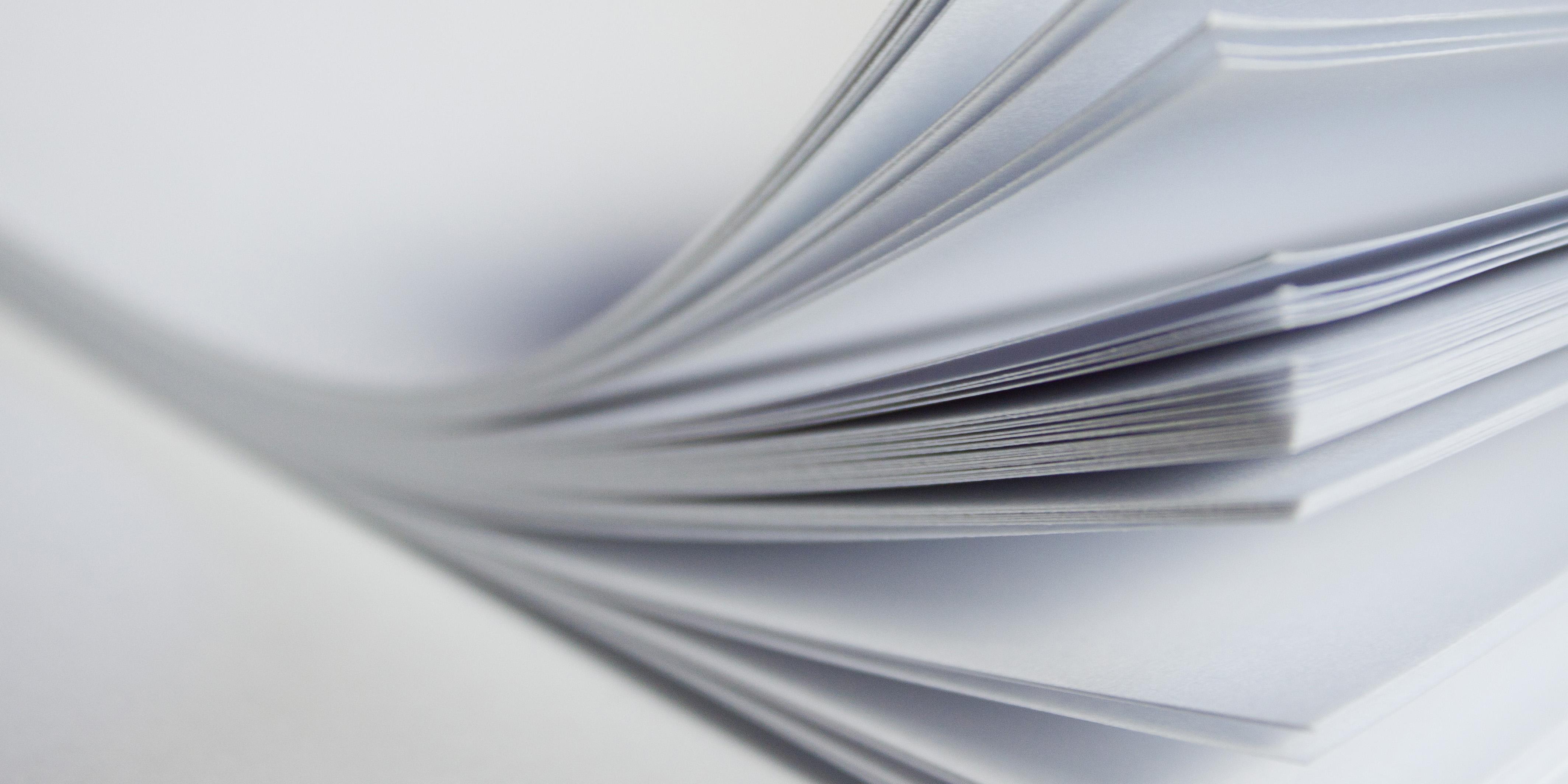 نرخ فروش کاغذ در بازار
