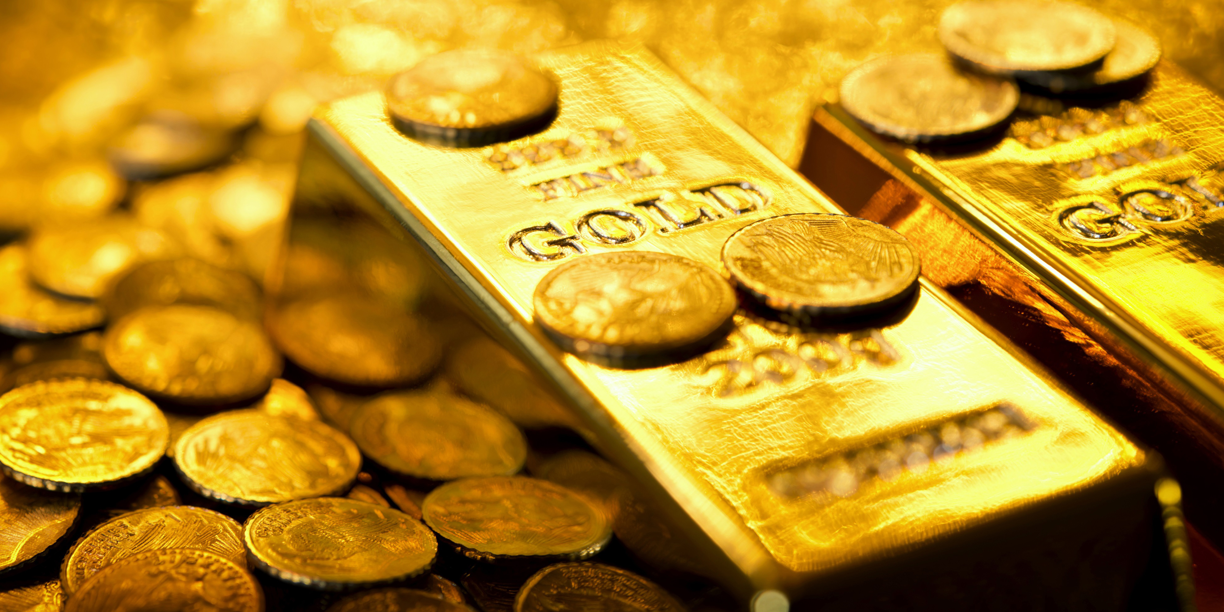 کاهش قیمت فلز زرد در بازارهای جهانی