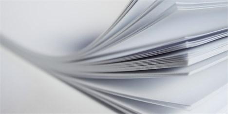 اضافه شدن ۳۰۰ هزار تن به ظرفیت تولید کاغذ بسته بندی کشور