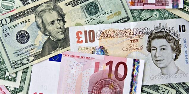 برتری دلار بر پوند