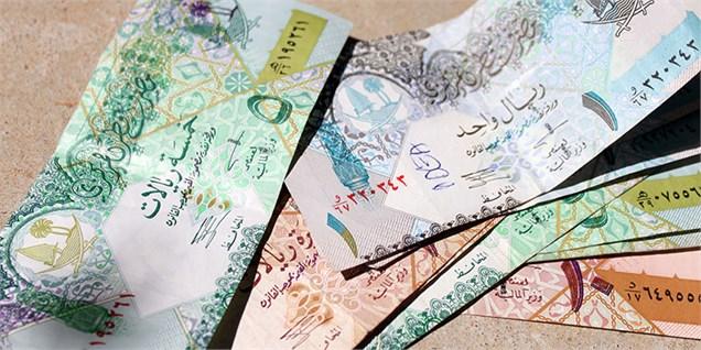 ریال قطر سقوط کرد/ ارزش ریال به کمترین رقم ۱۹ سال اخیر رسید