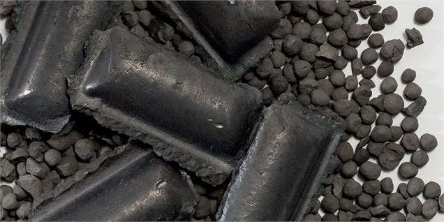 مشعل کارخانه آهن اسفنجی میانه روشن میشود