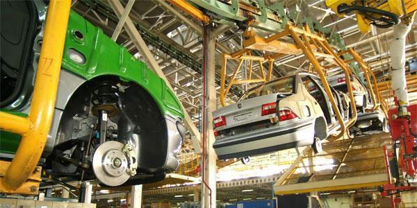 هدفگذاری صادرات ۲/۲ میلیارد دلاری خودرو