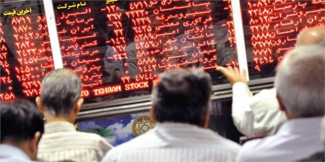 نوسان ناهمگن در بورس تهران