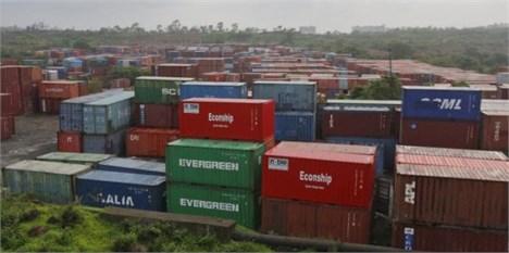 مختل شدن فعالیتهای بندری در بزرگترین ترمینال کانتینری هند