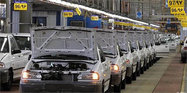 افزایش قیمت خودرو در شورای رقابت تصویب شد