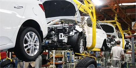 افزایش 18.9 درصدی تولید خودروی سواری در سه ماهه اول سالجاری