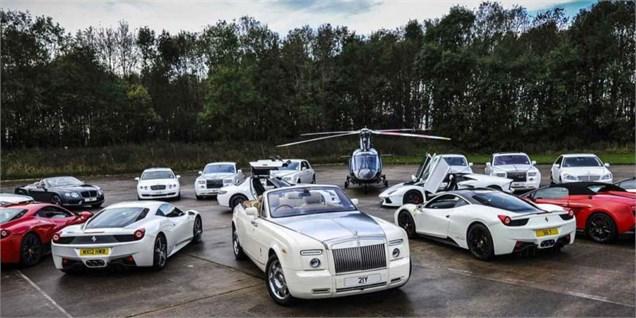 دستمزد مدیران خودروسازی جهان