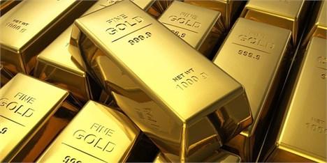 نرخ طلا به کمترین رقم در ۴ماه گذشته رسید