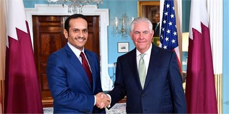 سفر وزیر خارجه آمریکا به خاورمیانه به منظور میانجیگری بین قطر و همسایگانش