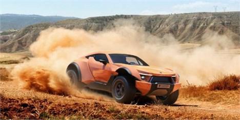 امارات خودرو ساز شد