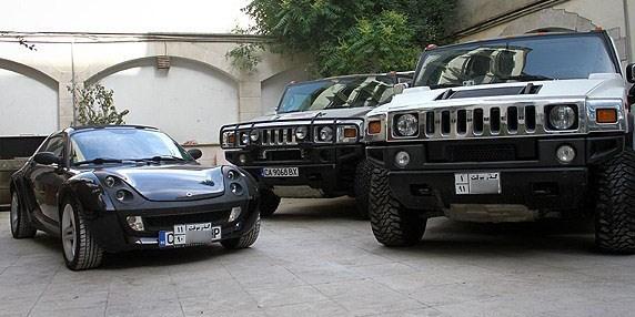 مجوز خروج خودروهای گران قیمت از ۳ منطقه آزاد صادر شد