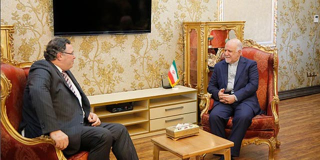 حضور توتال در ایران نشانه تقابل اروپا و آمریکاست
