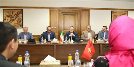 برگزاری اولین جلسه کمیته مشترک بانکی ایران و ویتنام / افق روابط بانکی طرفین روشن ارزیابی شد