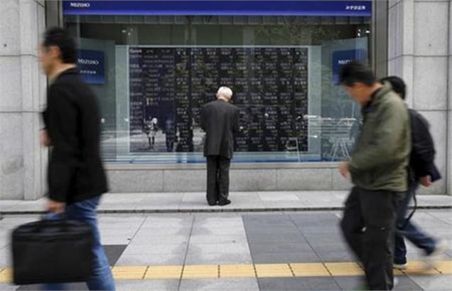 رشد بورسهای آسیا همزمان با سقوط دلار/ افزایش قیمت جهانی طلا