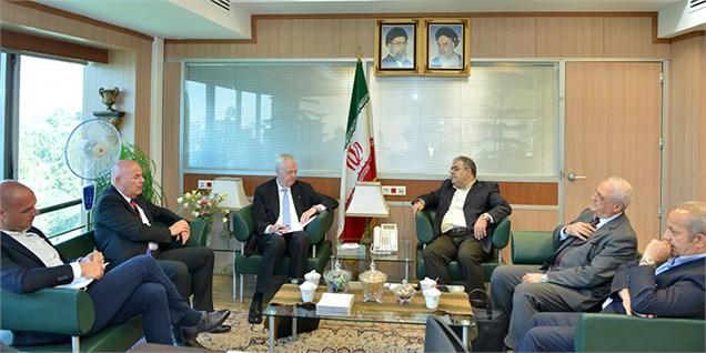 دعوت به سرمایهگذاری در ایران