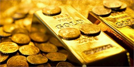 قیمت طلا تحت سیاستهای بانک مرکزی اروپا کاهش یافت