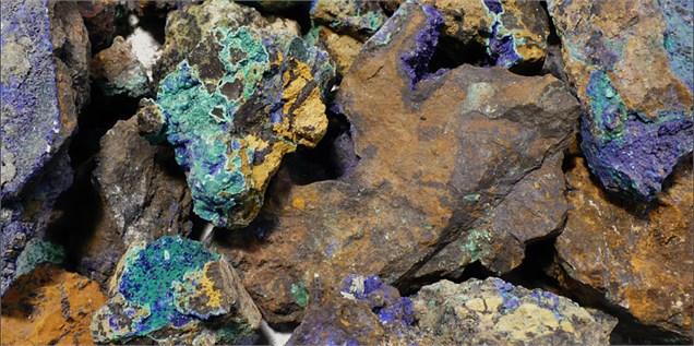 تولید بیش از 321 هزار تن سنگ آهن دانهبندی شده