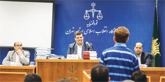 ششمین جلسه محاکمه دو متهم پرونده فساد نفتی آغاز شد