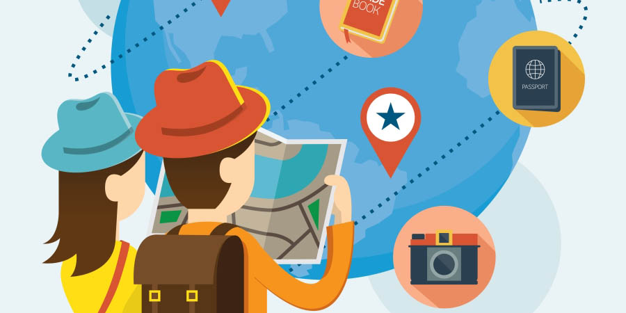 تمرکز بر 5 بازار روبهرشد گردشگری