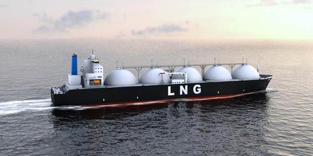 چشمانداز صنعت گاز