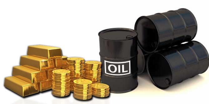 قیمت طلای سیاه و زرد افزایش یافت