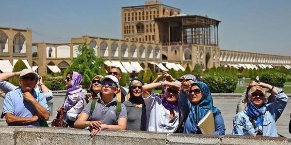 سفر گردشگران غربی به ایران ۵ درصد رشد کرد
