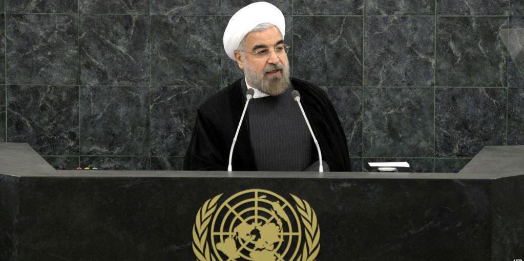 امروز؛ سخنرانی روحانی در مجمع عمومی سازمان ملل متحد