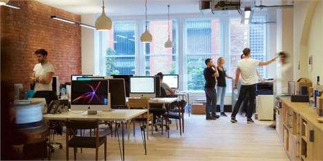 محیطهایی طراحی کنید که تعامل کارکنان را بیشتر کند