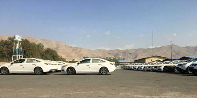 واردات 57 خودروی سوناتا هیبریدی غیرقانونی