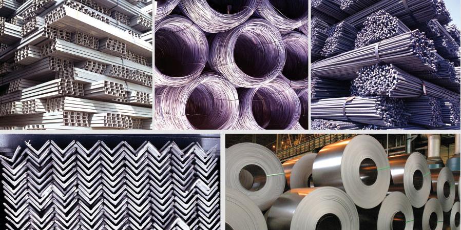 امسال ۸ میلیون تن فولاد صادر میکنیم