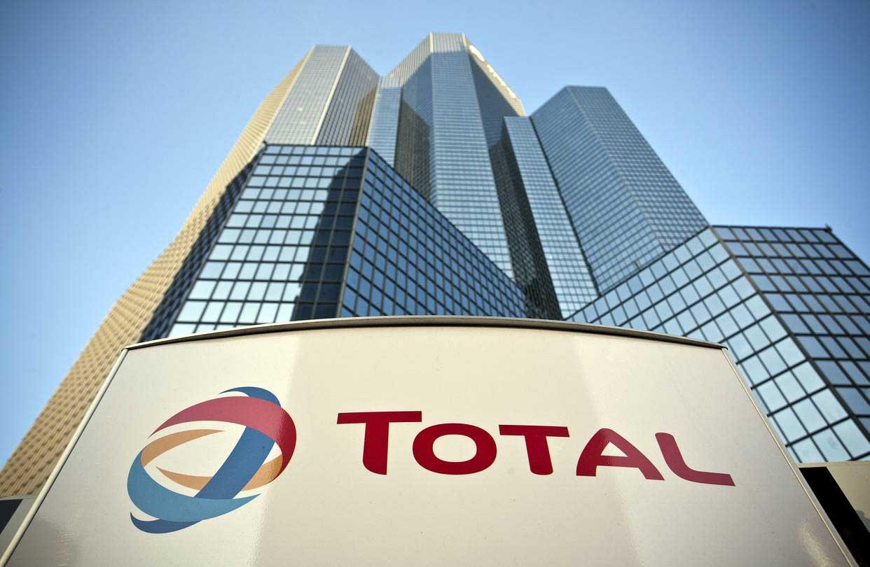 دفتر توتال در ایران رسما شروع به کار کرد