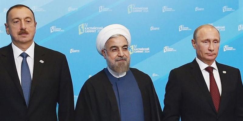 لاوروف: همکاری ایران، روسیه و جمهوری آذربایجان بر اساس منافع مشترک است