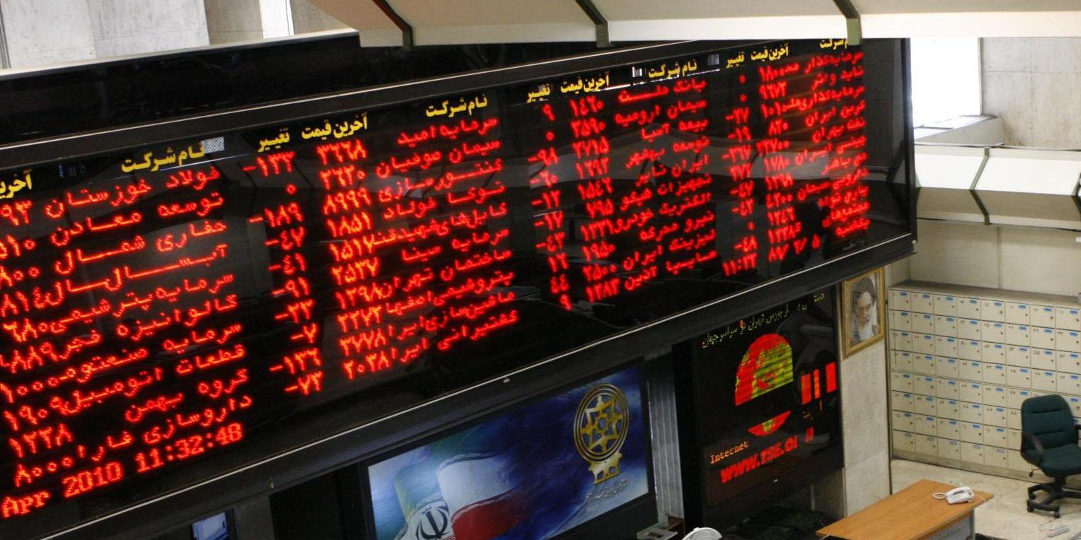 سه توهم در بورس تهران
