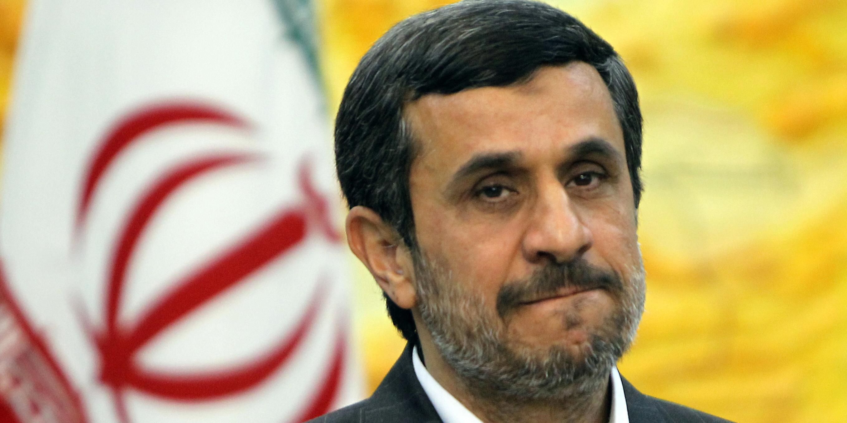 گنده گویی احمدی نژادی ها!